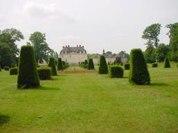 Authon (Loir-et-Cher) : le château de Fresne  | DIRECTION REGIONALE DE L'ENVIRONNEMENT, DE L'AMENAGEMENT ET DU LOGEMENT CENTRE-VAL DE LOIRE