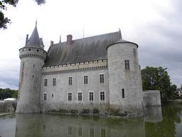 Sully-sur-Loire (Loiret) : le château | DIRECTION REGIONALE DE L'ENVIRONNEMENT, DE L'AMENAGEMENT ET DU LOGEMENT CENTRE-VAL DE LOIRE