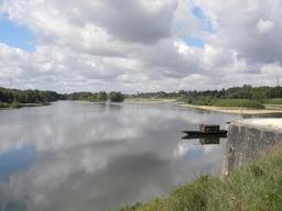 La Loire à Combleux dans le Loiret | DIRECTION REGIONALE DE L'ENVIRONNEMENT, DE L'AMENAGEMENT ET DU LOGEMENT CENTRE-VAL DE LOIRE