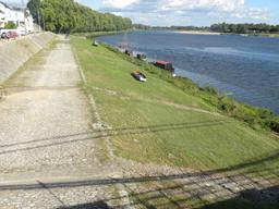 La Loire à Châteauneuf-sur-Loire dans le Loiret | DIRECTION REGIONALE DE L'ENVIRONNEMENT, DE L'AMENAGEMENT ET DU LOGEMENT CENTRE-VAL DE LOIRE