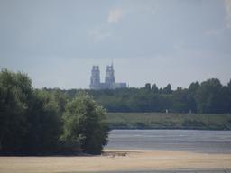 Val de Loire : vue sur la cathédrale d'Orléans depuis Bou dans le Loiret | DIRECTION REGIONALE DE L'ENVIRONNEMENT, DE L'AMENAGEMENT ET DU LOGEMENT CENTRE-VAL DE LOIRE