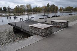 Vue sur la Loire - quais de Loire à Orléans | DIRECTION REGIONALE DE L'ENVIRONNEMENT, DE L'AMENAGEMENT ET DU LOGEMENT CENTRE-VAL DE LOIRE
