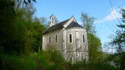 Sites inscrits-classés : Fontgombault (Indre) | DIRECTION REGIONALE DE L'ENVIRONNEMENT, DE L'AMENAGEMENT ET DU LOGEMENT CENTRE-VAL DE LOIRE
