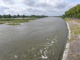 La Loire à Beaugency (Loiret) | DIRECTION REGIONALE DE L'ENVIRONNEMENT, DE L'AMENAGEMENT ET DU LOGEMENT CENTRE-VAL DE LOIRE