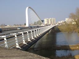 Le pont de l'Europe (Orléans) | GUILLEMAUT (Fabien)