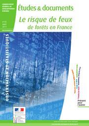 Le risque de feux de forêts en France   MAGNIER Céline