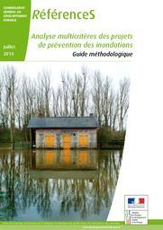 Analyse multicritères des projets de prévention des inondations : Annexes techniques   PEINTURIER Cédric