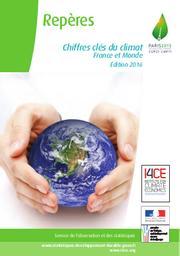 Chiffres clés du climat France et Monde.- Édition 2016 | DUSSUD François-Xavier - SOeS
