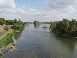 La Loire à Orléans (Loiret) | DIRECTION REGIONALE DE L'ENVIRONNEMENT, DE L'AMENAGEMENT ET DU LOGEMENT CENTRE-VAL DE LOIRE