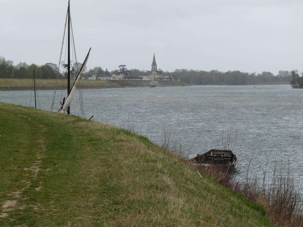 La Loire à Bréhémont (Indre-et-Loire) | DIRECTION REGIONALE DE L'ENVIRONNEMENT, DE L'AMENAGEMENT ET DU LOGEMENT CENTRE-VAL DE LOIRE