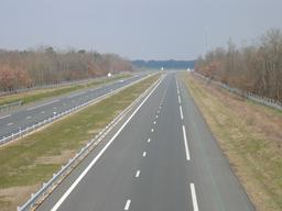Autoroute A77 | DIRECTION REGIONALE DE L'ENVIRONNEMENT, DE L'AMENAGEMENT ET DU LOGEMENT CENTRE-VAL DE LOIRE
