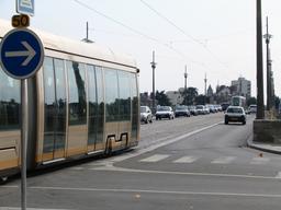 Le tramway à Orléans | DIRECTION REGIONALE DE L'ENVIRONNEMENT, DE L'AMENAGEMENT ET DU LOGEMENT CENTRE-VAL DE LOIRE