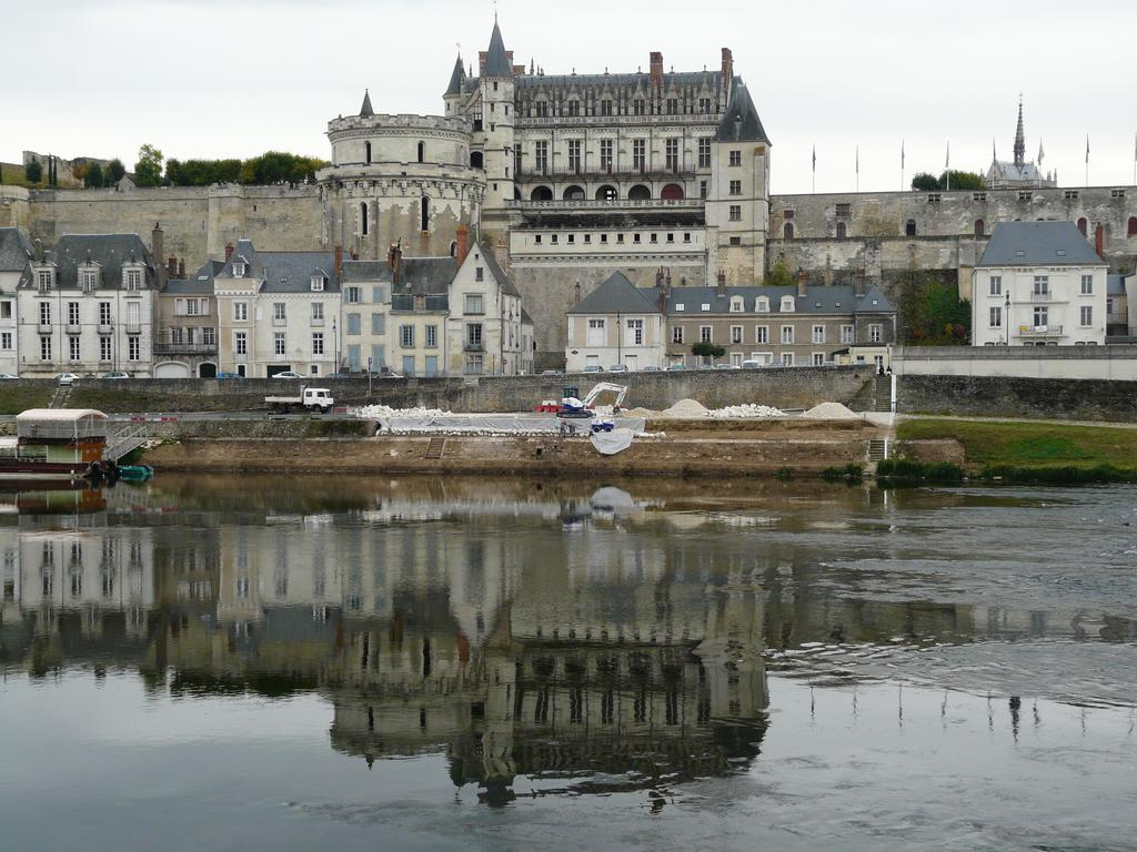 Château d'Amboise (Indre-et-loire) | DIRECTION REGIONALE DE L'ENVIRONNEMENT, DE L'AMENAGEMENT ET DU LOGEMENT CENTRE-VAL DE LOIRE