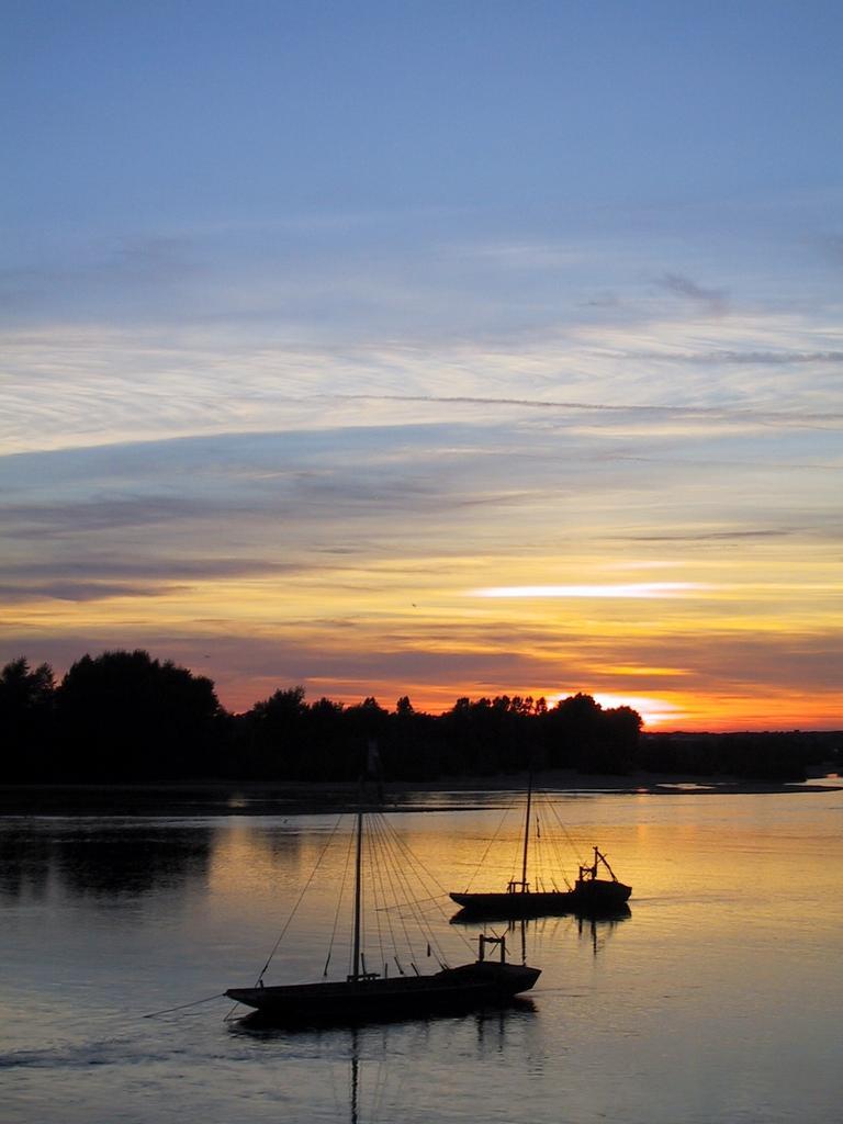 Paysage de Loire | DIRECTION REGIONALE DE L'ENVIRONNEMENT, DE L'AMENAGEMENT ET DU LOGEMENT CENTRE-VAL DE LOIRE