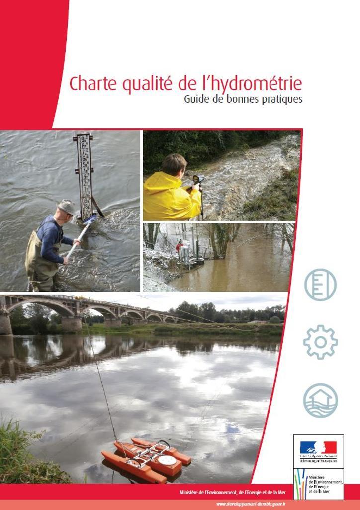 Charte qualité de l'hydrométrie : Guide de bonnes pratiques |