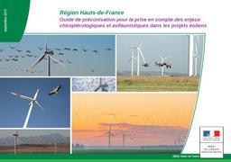 Guide régional Hauts-de-France - Prise en compte des enjeux chiroptérologiques et avifaunistiques dans les projets éoliens | DIRECTION REGIONALE DE L'ENVIRONNEMENT, DE L'AMENAGEMENT ET DU LOGEMENT HAUTS DE FRANCE
