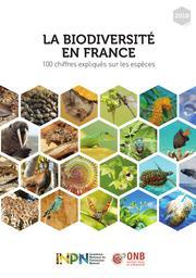 La biodiversité en France - 100 chiffres expliqués sur les espèces  | AGENCE FRANÇAISE POUR LA BIODIVERSITÉ