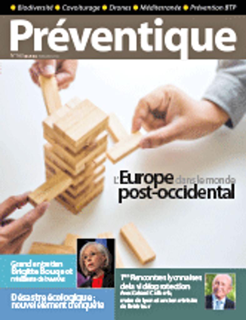 Préventique n°163 - L'Europe dans un monde post-occidental |