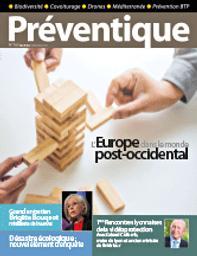 Préventique n°163 - L'Europe dans un monde post-occidental  