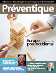 Préventique n°163 - L'Europe dans un monde post-occidental |