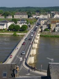 Pont du Maréchal Leclerc à Amboise (37) | GUILLEMAUT (Fabien) - DREAL Centre-Val de Loire