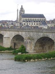 Pont Jacques Gabriel à Blois | GUILLEMAUT (Fabien) - DREAL Centre-Val de Loire