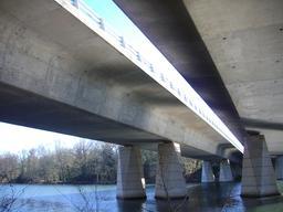 Pont A71 Loiret | GUILLEMAUT (Fabien) - DREAL Centre-Val de Loire