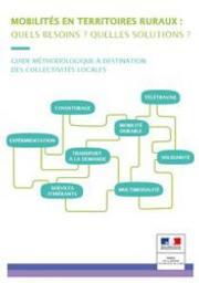 Mobilités en territoires ruraux : quels besoins ? Quelles solutions ? : guide méthodologique à destination des collectivités locales | DIRECTION REGIONALE DE L'ENVIRONNEMENT, DE L'AMENAGEMENT ET DU LOGEMENT CENTRE-VAL DE LOIRE