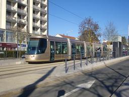 Tramway Orléans - pont de l'Europe | GUILLEMAUT (Fabien) - DREAL Centre-Val de Loire