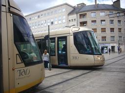 Tramway - de Gaulle Orléans | GUILLEMAUT (Fabien) - DREAL Centre-Val de Loire