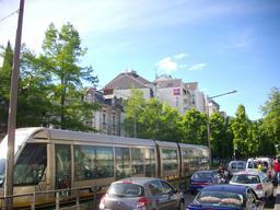 Tramway - gare d'Orléans | GUILLEMAUT (Fabien) - DREAL Centre-Val de Loire