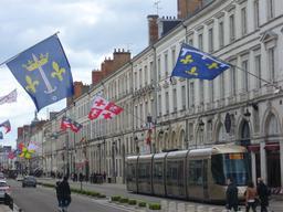 Tramway Jeanne d'Arc Orléans | GUILLEMAUT (Fabien) - DREAL Centre-Val de Loire