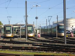 Dépôt tramway à Orléans | GUILLEMAUT (Fabien) - DREAL Centre-Val de Loire