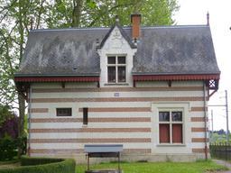 Gare ferroviaire de Chenonceaux (Indre-et-Loire) | GUILLEMAUT (Fabien) - DREAL Centre-Val de Loire