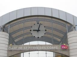 Gare de Saint-Pierre-des-Corps (Indre-et-Loire) | GUILLEMAUT (Fabien) - DREAL Centre-Val de Loire