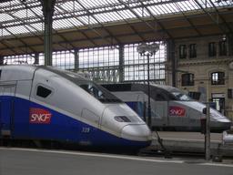 Trains gare de Tours (Indre-et-Loire) | GUILLEMAUT (Fabien) - DREAL Centre-Val de Loire