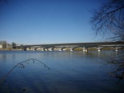 Pont René Thinat à Orléans | GUILLEMAUT (Fabien)