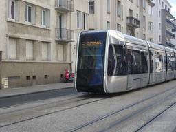 Tramway à Tours (Indre-et-Loire) | GUILLEMAUT (Fabien) - DREAL Centre-Val de Loire