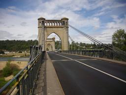 Pont de Langeais (Indre-et-Loire) | GUILLEMAUT (Fabien) - DREAL Centre-Val de Loire