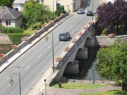 Pont rue saint-Jean à Châteaudun (Eure-et-Loir) | GUILLEMAUT (Fabien) - DREAL Centre-Val de Loire