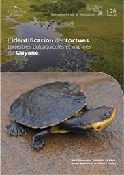Identification des tortues terrestres, dulçaquicoles et marines de Guyane.   DEWYNTER Maël