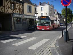 Agglobus à Bourges | GUILLEMAUT (Fabien) - DREAL Centre-Val de Loire