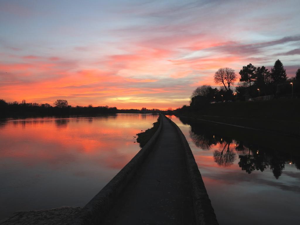 La Loire à Orléans (Loiret) | SAUMET (Rémi)