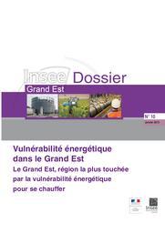 Vulnérabilité énergétique dans le Grand Est | INSEE