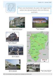 Pour une évolution du parc de logement selon les dynamiques des territoires axonais | DDT de l'Aisne