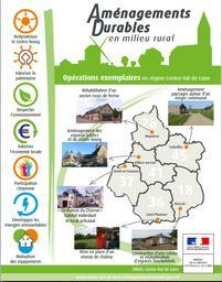 Aménagements durables en milieu rural : opérations exemplaires en région Centre-Val de Loire | DIRECTION REGIONALE DE L'ENVIRONNEMENT, DE L'AMENAGEMENT ET DU LOGEMENT CENTRE-VAL DE LOIRE