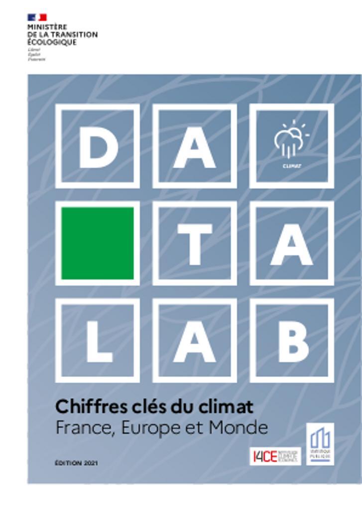 Chiffres clés du climat. France, Europe et Monde |