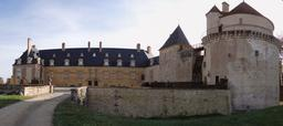Château d'Apremont-sur-Allier (Cher) | SIMONNEAU (Aurore)