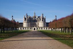 Le château de Chambord  | SIMONNEAU (Aurore)