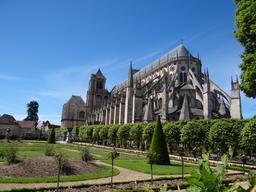 La cathédrale de Bourges (Cher) | SIMONNEAU (Aurore)